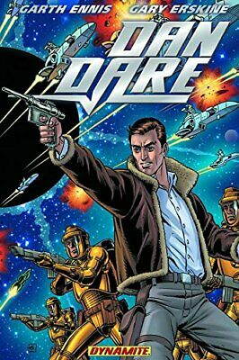 Dan Dare Omnibus by Garth Ennis & Gary Erskine TPB Published by Dynamite