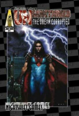 Nightshift Superhero RPG Unsanctioned - The Dream Corrupted SC New