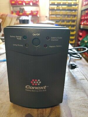 APC - Conext Battery Backup / Surge Protection 900AVR - Conext CNB900