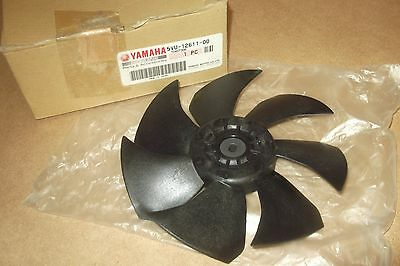 Yamaha Xp500  Tmax  T-Max  2009>2011  Genuine Nos Fan Rotor - # 5Vu-12611-00