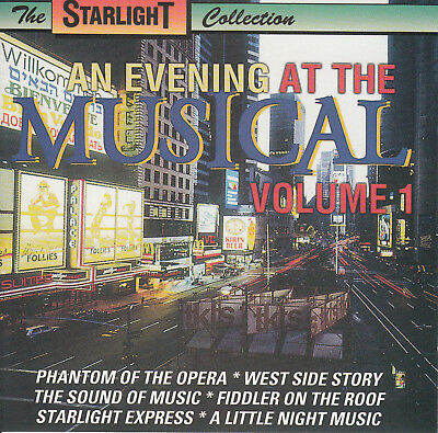 MUSICAL * An Evening At The * Volume 1 * Sehr guter Zustand