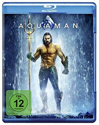 Aquaman Blu-ray Neu und Originalverpackt DC Universe Movie Jason Momoa