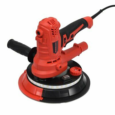 900 W Variable Speed Electric HandHeld Drywall Sander with LED Lights