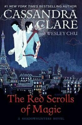 The Red Scrolls of Magic by Cassandra Clare 9781471162138 | Brand New