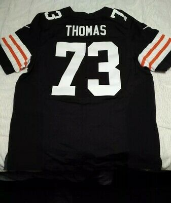 Nice JOE THOMAS CLEVELAND Browns Nike Elite Jersey size XXL For Men