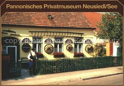72286070 Neusiedl See Pannonosches Privatmuseum Neusiedl am See