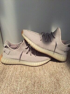 b6d771d1e VNDS Adidas Yeezy Boost 350 V2 Sesame Size 9 F99710 100% Authentic From Goat