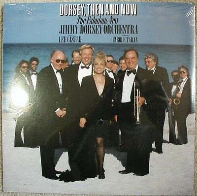 The Jimmy Dorsey Orchestra - Dorsey, Then And Now - SEALED LP