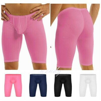 Men Quick Dry Compression Base Layer Shorts Sports Workout Gym Tight Shorts M-XL