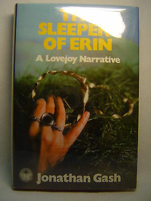Jonathan Gash THE SLEEPERS OF ERIN First edition 1983 Scarce UK first edition