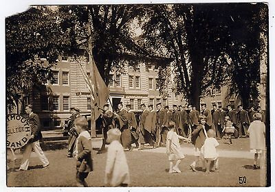 EARLY DARTMOUTH COLLEGE BAND Photograph PHOTO Hanover New Hampshire IVY LEAGUE