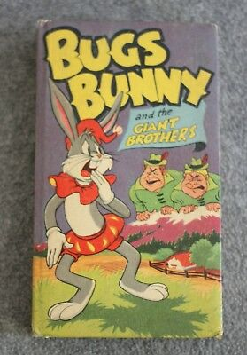 1949 Bugs Bunny Géant Brothers Neuf Better Petit Book Bande-Dessinée Looney Airs