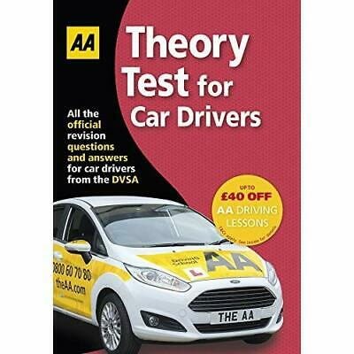 Theory Test for Car Drivers (AA Driving Test series) (A - Paperback NEW AA Publi