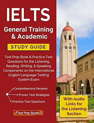 IELTS General Training & Academic Study Guide: Test Prep Book (PDF)