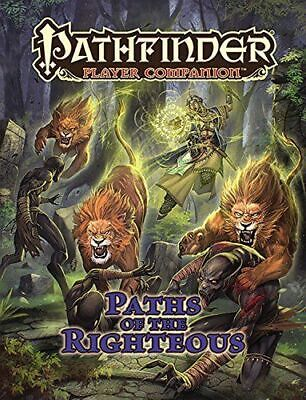 Pathfinder Role Playing Game Player Companion Paths of the Righteous
