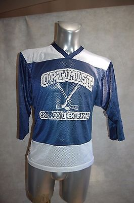 Maillot Hockey Sur Glace K1 Optimist Taille Youth L Jersey N° 11