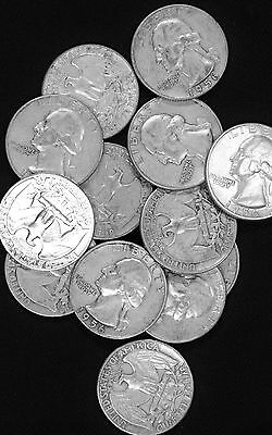 1956 Washington Quarter. Type B Reverse. No set complete without one. See below