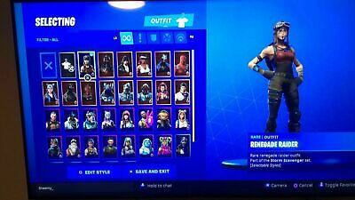 stacked black knight fortnite account with mako glider full access - ice black knight fortnite
