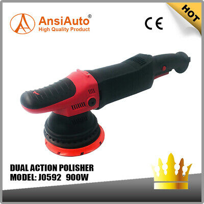 (0592) 900W 15MM 110V 120V 230V Dual Action Car Buffer Polisher