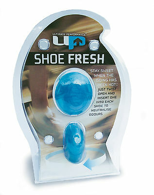 Ultimate Performance Shoe/Trainer Freshener Balls, Odour Neutraliser, Gym Bag