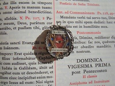 Christian silver reliquary 1600s relic Crown of Thorns Jesus Christ