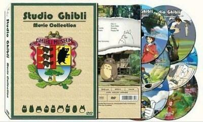 Studio Ghibli  Collection Limited Edition 18 movie Miyazaki Films- 6 DVD