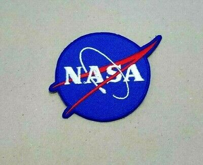 NASA VECTOR PROGRAM SPACE ASTRONAUT BADGE CAP Embroidered Iron Sew On Patch Logo