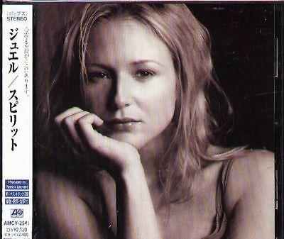 Jewel - Spirit - Japan CD+1BONUS - 14Tracks OBI
