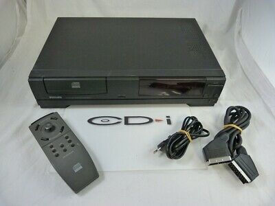 Philips Cd-I 210 CD-Interactive Player