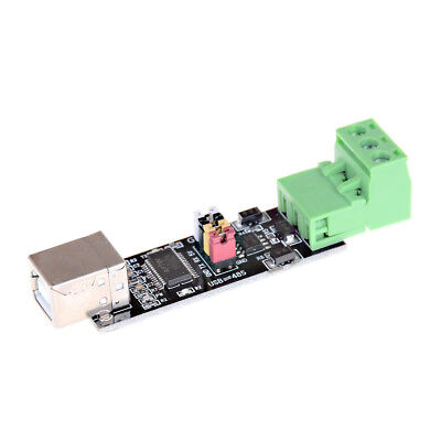 USB to RS485 TTL Serial Converter Adapter FTDI interface FT232RL 75176 Module gg