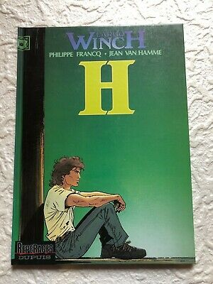 Largo Winch H  T5 Re 1996.