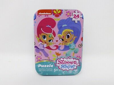 Cardinal Nickelodeon Shimmer and Shine Playing Cards Deck in Tin New