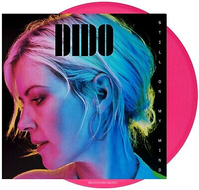 DIDO LP Still On My Mind Ltd Edition Deluxe PINK Vinyl 2019 Album New