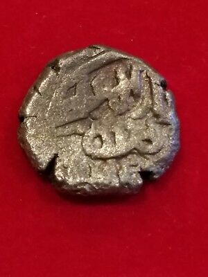 EX RARE Razia Sultan, Delhi Sultans Slave Dynasty Billion Jital AD 1236-1240. R4