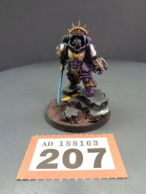 Warhammer 40,000 Space Marines Primaris Gravis Captain 207