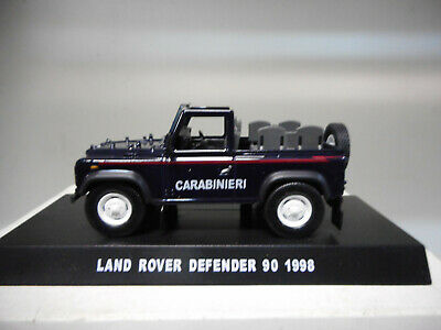 Land Rover Defender 90 Open Pick-Up 1998 Carabinieri Centauria 1:43