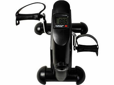 Mini Pedal 4 Legs LCD Display Exerciser Cycle Fitness Indoor Exercise Bike