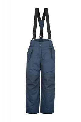 Mountain Warehouse Honey Kids Snow Pants - Snowproof Trousers age 5-6 yrs new