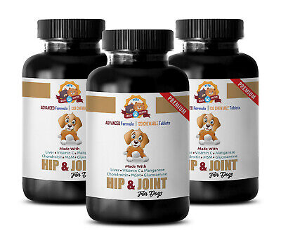 hip care for dogs - DOG HIP AND JOINT SUPPORT 3B - glucosamine chondroitin dogs