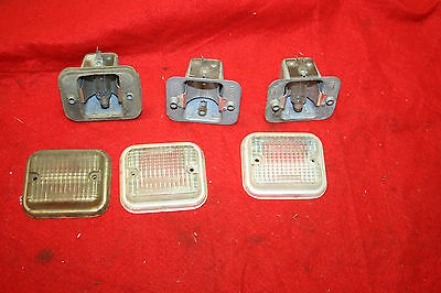 MG Midget Reverse Lamp Gasket Set 37H1759