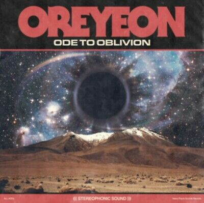 Oreyeon - Ode To Oblivion (colored Vinyl) NEW LP