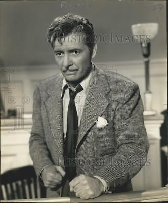 """Press Photo Actor Ronald Colman in """"The Talk of the Town"""" - nox13012"""