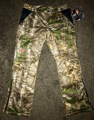 """1a3fb7d5316f5 NWT UNDER ARMOUR UA Storm 2 """"Realtree"""" women's hunting pants size: 10x32,"""