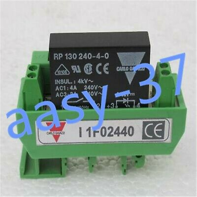 1 PCS NEW Carlo Gavazzi Solid State Relay RP130240-4-0
