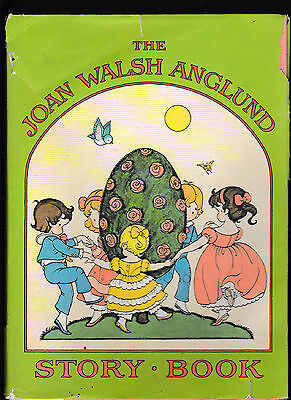 The Joan Walsh Anglund Story Book, 1978 1st edition, hardcover, ill. Author DJ