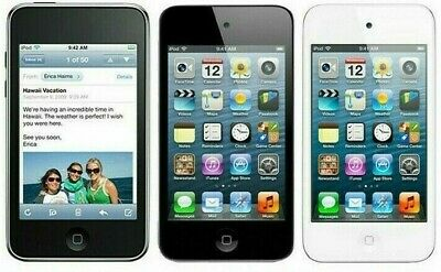 Apple iPod Touch 1st, 2nd, 3rd, 4th, and 5th Generation 8GB 16GB 32GB 64GB