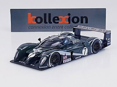 MINICHAMPS BENTLEY SPEED 8 n°7 Winner Le Mans 2003 1.43