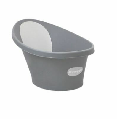 Shnuggle Bath - SLATE GREY Great Baby Bath NEW