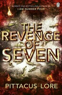 The Revenge of Seven Lorien Legacies Book 5 by Pittacus Lore 9781405913621