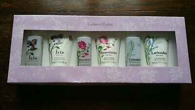 Crabtree & Evelyn  Gift Set Body Lotion & Bath Shower Gel NEW